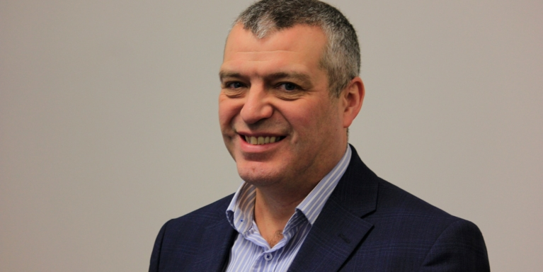 Andrew Law, Finance Director