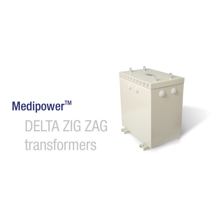 Brandon-Medical-Medipower-Delta-Zig-Zag-Transformers for Hospitals