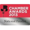 Chamber Awards Finalist Logo 2013